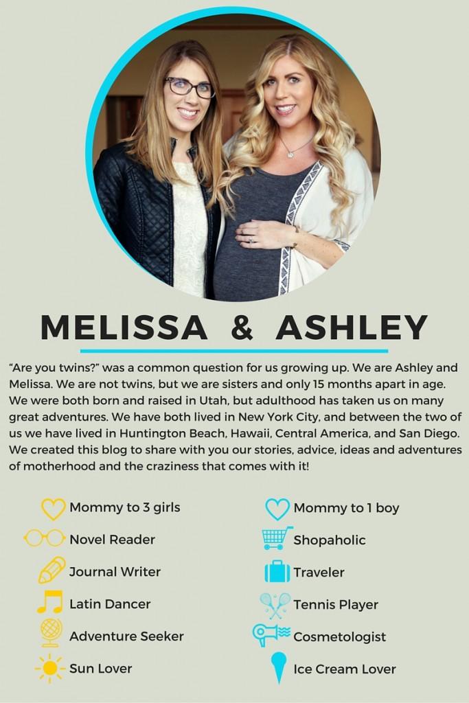 MELISSA + ASHLEY