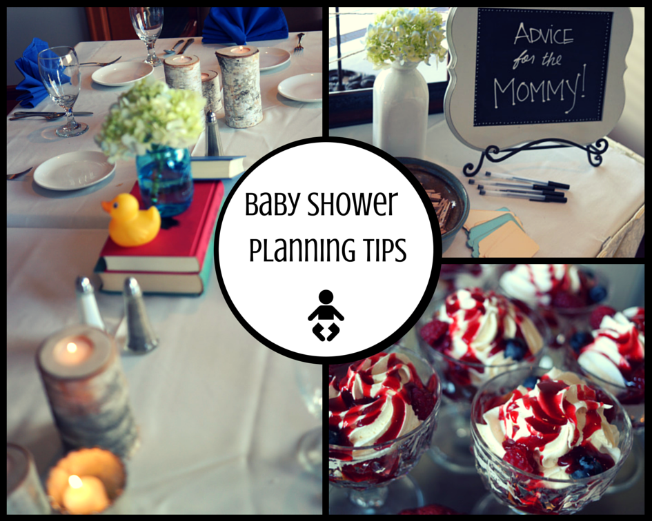 Baby Shower Planning Tips Image