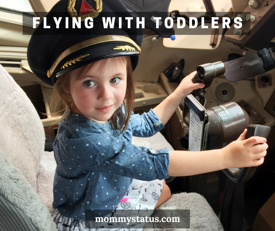 Flying with Toddlers-1