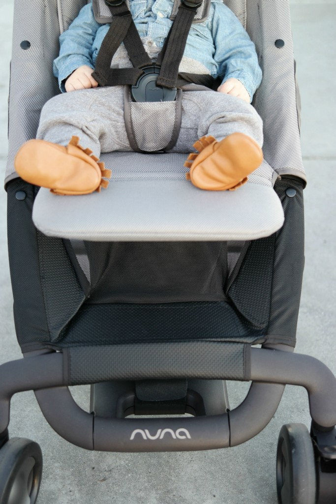 Nuna Pepp, Nuna Pepp Sand, compact stroller, Nuna compact stroller, umbrella stroller, easy fold stroller, zipper recline stroller