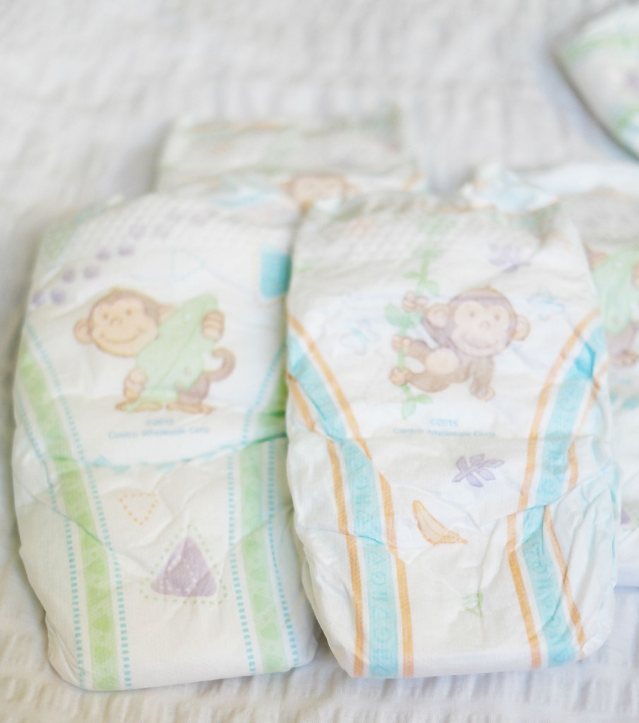 costo diapers, kirkland diapers, diaper review