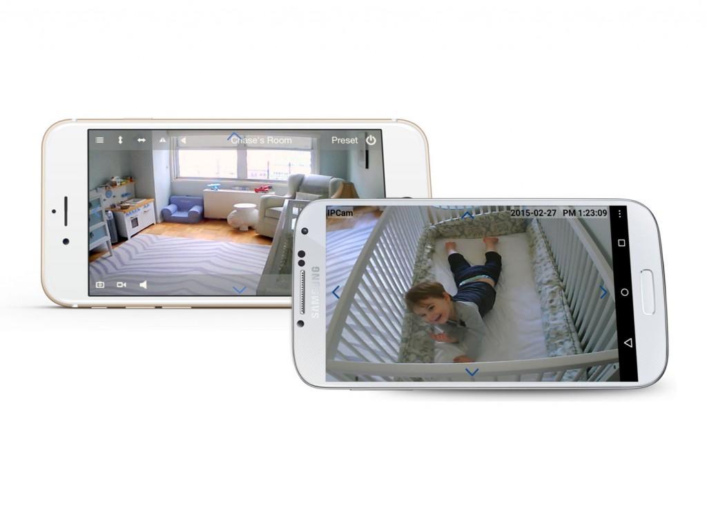 Comfort Cam Phone View