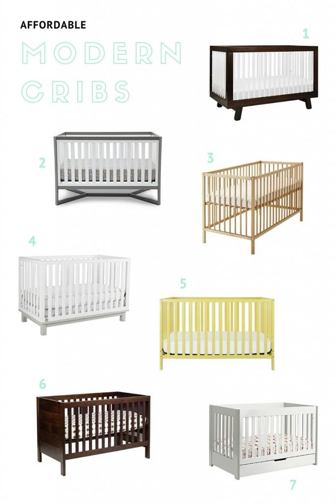modern cribs, babyletto, babyletto hudson, delta children tribeca, ikea sniglar, Fisher Price Riley, Babyletto Mercer, Baby Mod Modena, union convertible crib