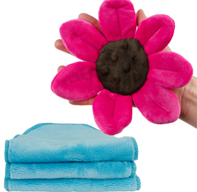 Petals Washcloth