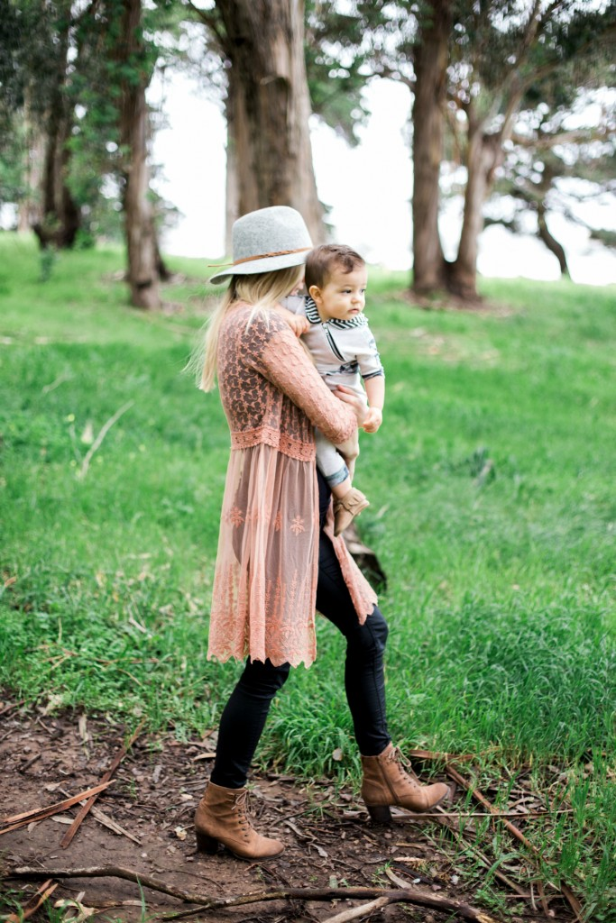 mommy + me style