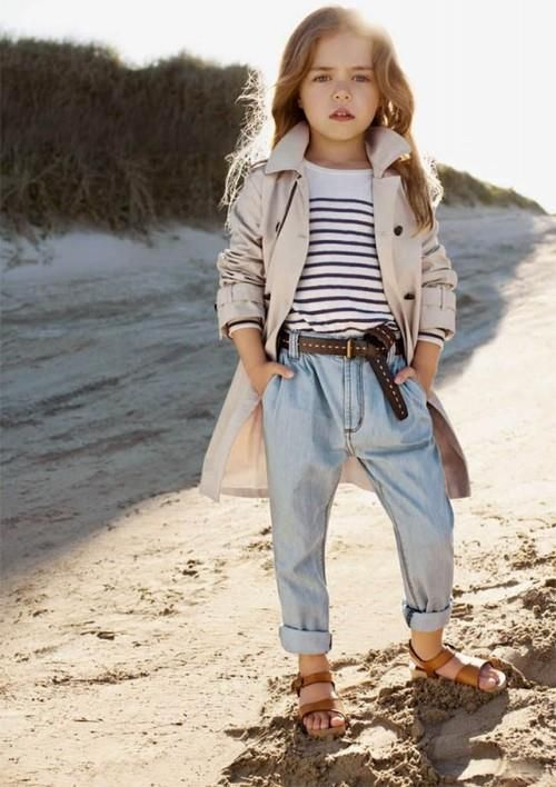 Little Girl Jeans