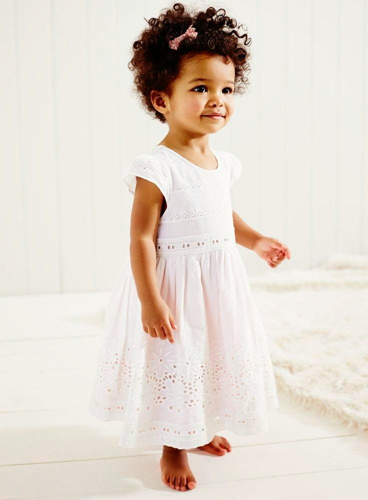 Sweet Dress Little Girl