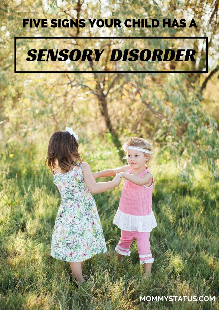 Sensory Disorder