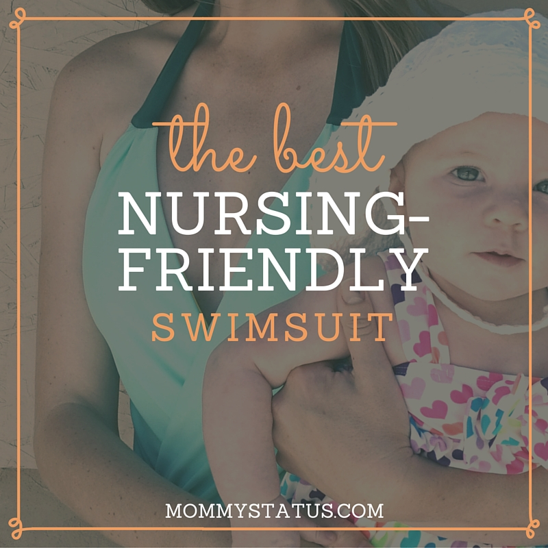 The Best Nursing Swimsuit