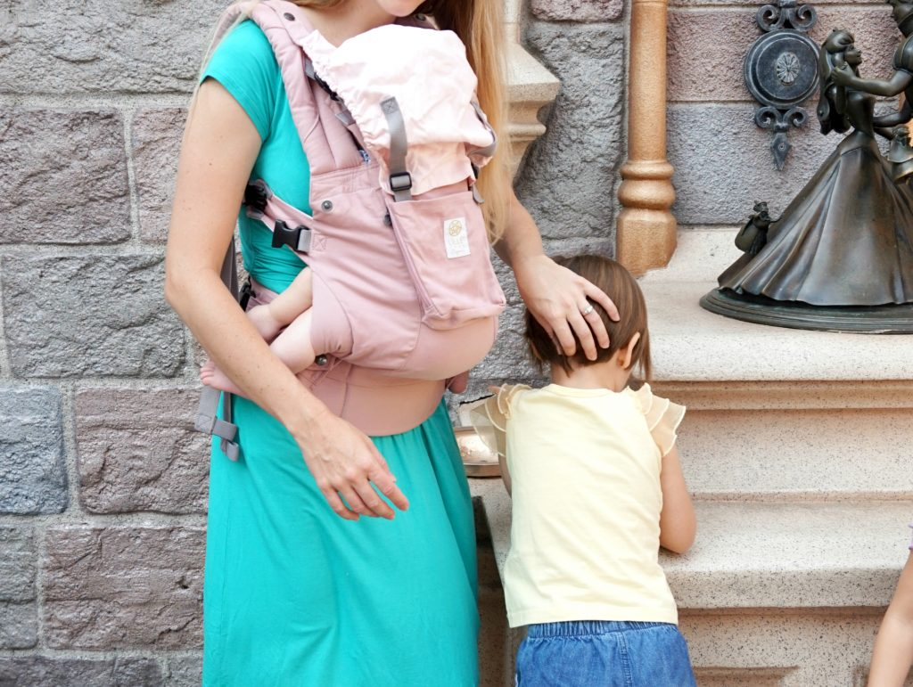 Disneyland LILLEbaby Organic Baby Carrier