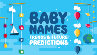 Feature Picture Baby Name Trends