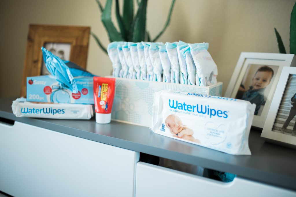 diaper essentials