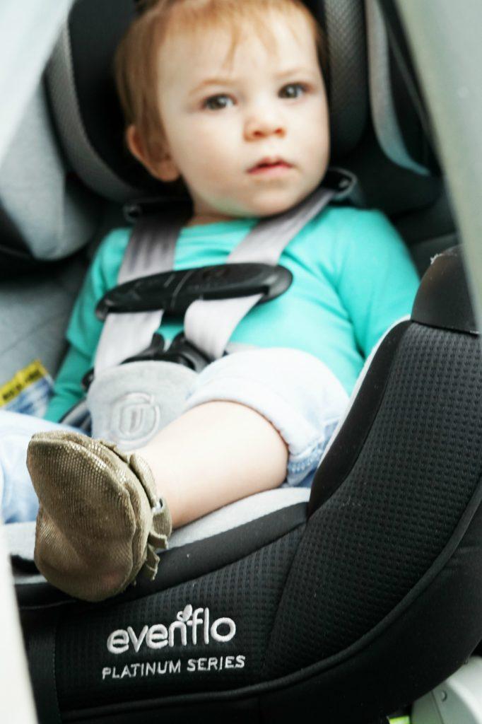 evenflo Platinum Series Symphony Car Seat